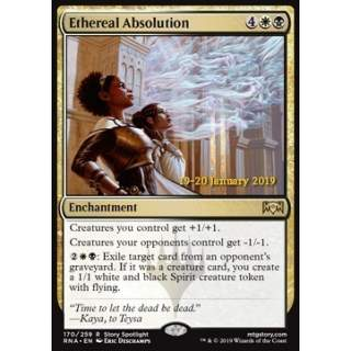 Ethereal Absolution - PROMO FOIL