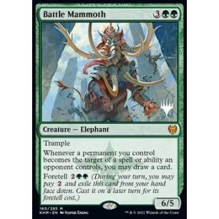 Battle Mammoth (V.2) - PROMO