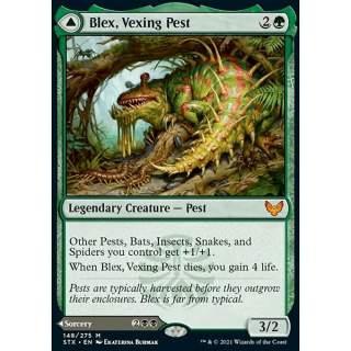 Blex, Vexing Pest // Search for Blex