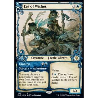 Fae of Wishes - PROMO FOIL