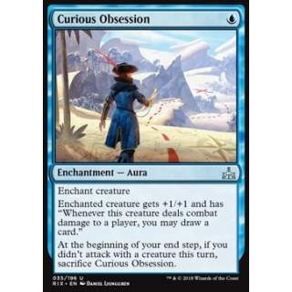 Curious Obsession - FOIL