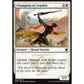 Champion of Arashin