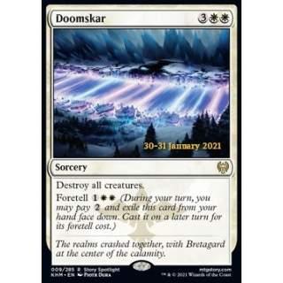 Doomskar (V.1) - PROMO FOIL