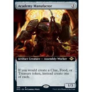 Academy Manufactor - PROMO FOIL