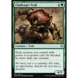 Challenger Troll - FOIL