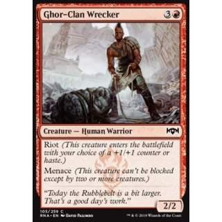 Ghor-Clan Wrecker - FOIL