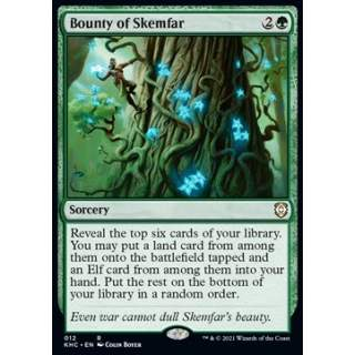 Bounty of Skemfar