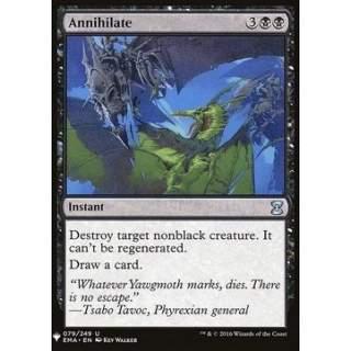 Annihilate