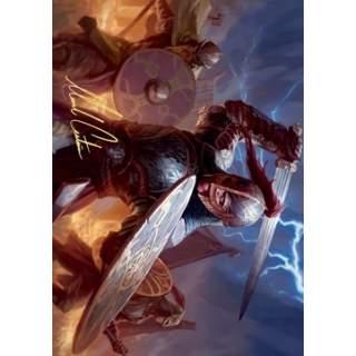 Art Series: Beskir Shieldmate (V.2) - PROMO