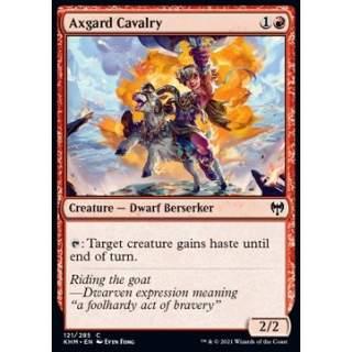 Axgard Cavalry - FOIL