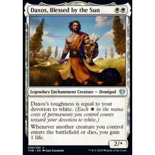 Daxos, Blessed by the Sun