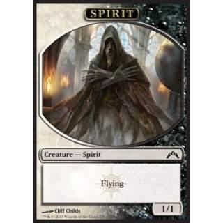 Spirit Token (White and Black 1/1)
