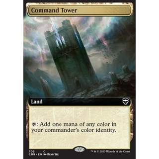 Command Tower (V.2) - PROMO FOIL
