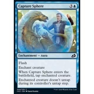 Capture Sphere - FOIL