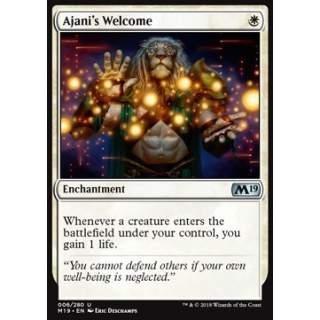 Ajani's Welcome