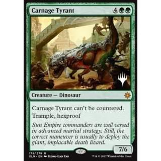 Carnage Tyrant - PROMO FOIL