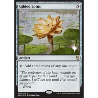 Gilded Lotus - PROMO FOIL