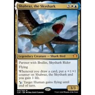 Shabraz, the Skyshark