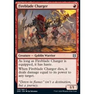 Fireblade Charger - FOIL