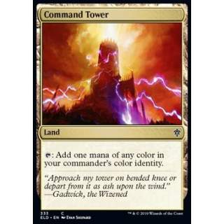 Command Tower - PROMO