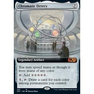 Chromatic Orrery - PROMO FOIL