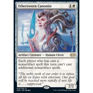 Ethersworn Canonist - FOIL