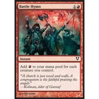 Battle Hymn - FOIL