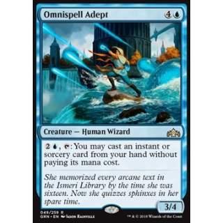 Omnispell Adept