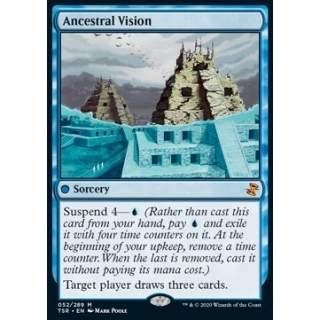 Ancestral Vision - FOIL