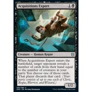 Acquisitions Expert - FOIL