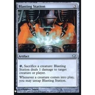 Blasting Station - FOIL