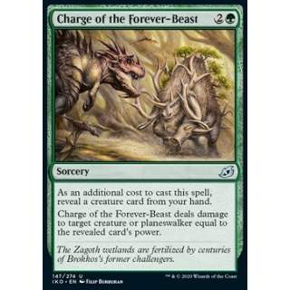 Charge of the Forever-Beast