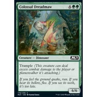 Colossal Dreadmaw - FOIL