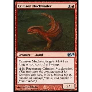 Crimson Muckwader