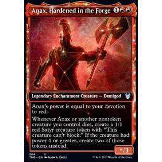 Anax, Hardened in the Forge - PROMO FOIL