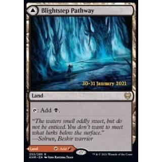Blightstep Pathway // Searstep Pathway - PROMO FOIL