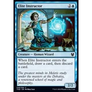 Elite Instructor - FOIL