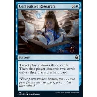 Compulsive Research - PROMO