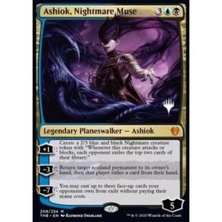 Ashiok, Nightmare Muse (Version 1) - PROMO