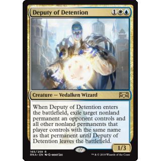 Deputy of Detention - FOIL
