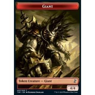Giant Token (Red 4/4)