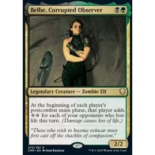 Belbe, Corrupted Observer