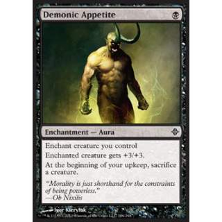 Demonic Appetite