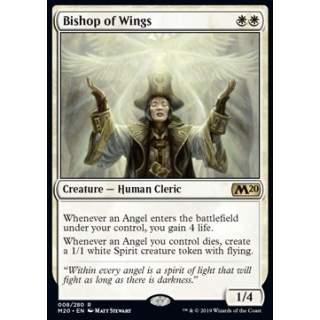 Bishop of Wings - FOIL