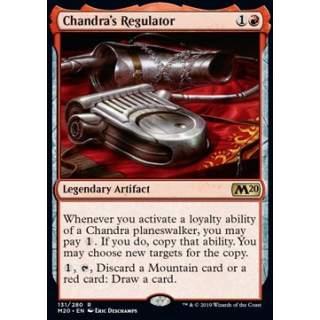 Chandra's Regulator - FOIL