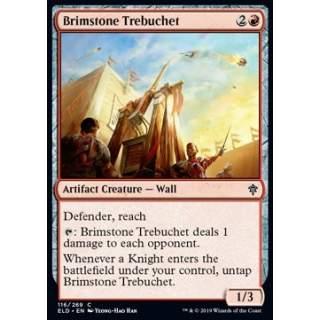 Brimstone Trebuchet - FOIL