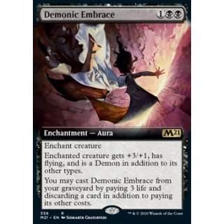 Demonic Embrace - PROMO