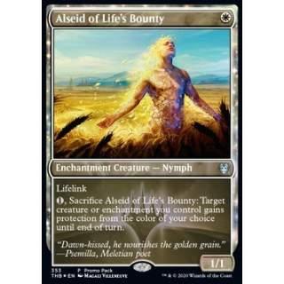 Alseid of Life's Bounty - PROMO FOIL