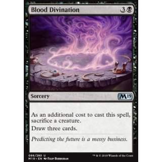Blood Divination