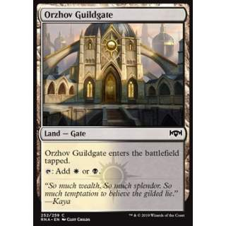Orzhov Guildgate (Version 1)